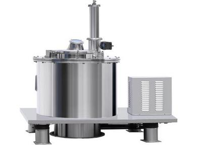 PGZ series fully automatic scraper bottom discharge centrifuge