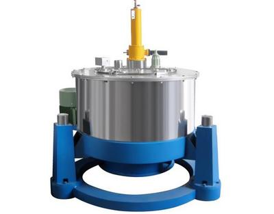 SGZ series fully automatic scraper bottom discharge centrifuge